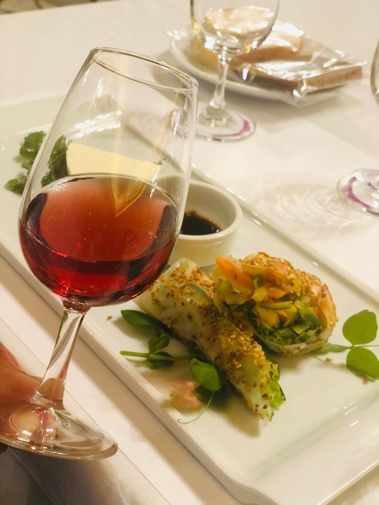 Chateau Nuzun Bursa Tadım Kulübü rose Nuz merlot syrah shiraz cabernet sauvignon
